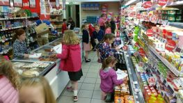 Primary 2, 3 and 4 Numeracy At The Shop