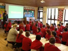 Shared Education Begins for Primary 7