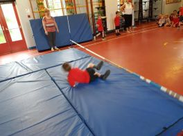 P1- P5 High Jumping Fun