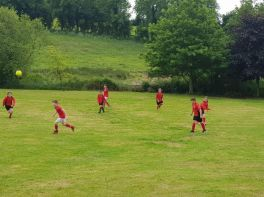 Annual Drumhillery Football Tournament