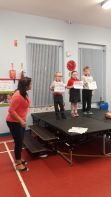 Donne Delivers Heart-Start Workshops with P1-P4
