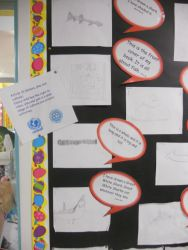 Rights through our curriculum displays