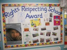 Our Rights Respecting Schools Board